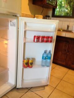 Decent size refrigerator
