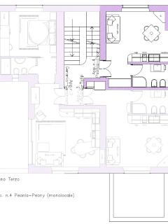 Plan of apr. Peony