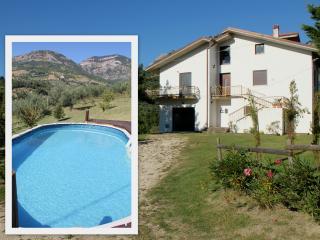 Holiday Villa, Civitella Casanova, Abruzzo Italy
