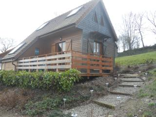 Normandie Lodge, Vire