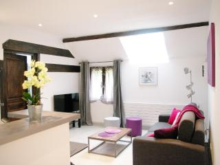 Escale Bel Air suite Orchidee appartement