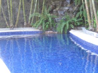 Perfect Tropical Escape (Waterfall)