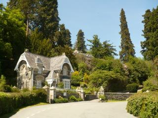 The Lodge at Broneirion, Llandinam