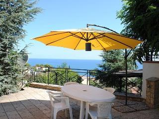 Panoramica villa al mare tra Palermo e Cefalù, Altavilla Milicia