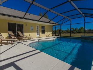 Relax and enjoy, with a south east facing private heated pool