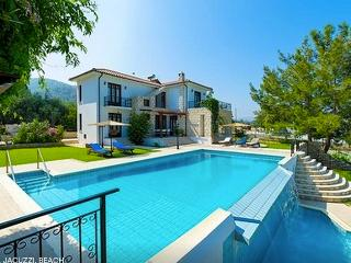 Sea view villa, pool, jacuzzi. Argaka (Paphos). Kn
