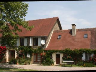 Gite rental, St Jory de Chalais near Thiviers, La Coquille