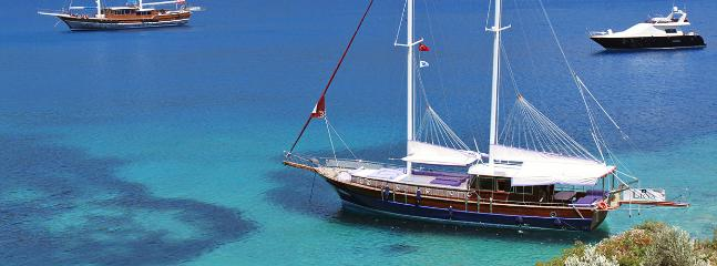 A boat trip or two is a must when in Kalkan...