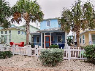 Krusty Krab, 4 bedroom, 3.5 bath, Sleeps 12, WIFI!! Pet Friendly!, Port Aransas