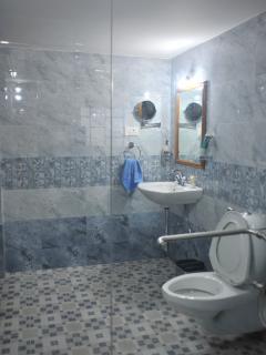 Bathroom & toilet of Mater Bedroom