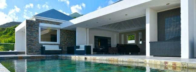 Villa Aya SPECIAL OFFER: St. Barths Villa 72 The Pool And The Very Nice Outdoor Area Overlook Saint Jeans Bay., Saint-Jean