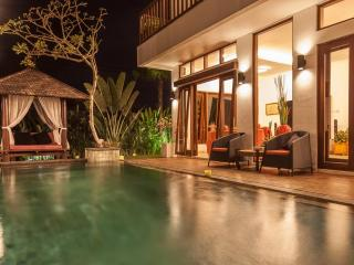Tranquil 3 bedroom villa near Canggu Club