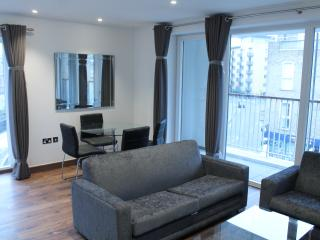 Luxury 1 Bedroom MoLi Shoreditch Sq. Apartment
