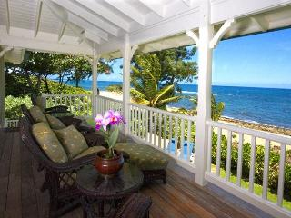 Luxury Beachfront Kauai Vacation Home!!!, Hanalei