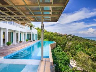 White Villa Stunning sea view 5 bedroom, Ko Samui