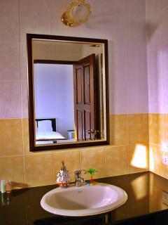 Bedroom 2- private bathroom