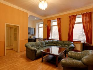 Spacious apartment on Moika embankment