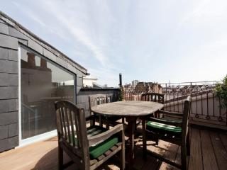 3 Bed Flat with Amazing Terrace & View of St Pauls, London
