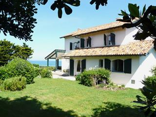 St Jean de Luz villa with ocean views, St-Jean-de-Luz