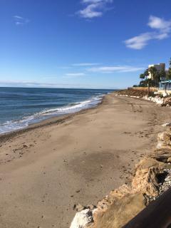 Miles of beautiful Beach's