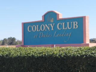 Colony Club at Drakes Landing