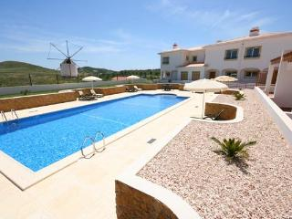 Budens 3 bed villa Pool Beach Golf