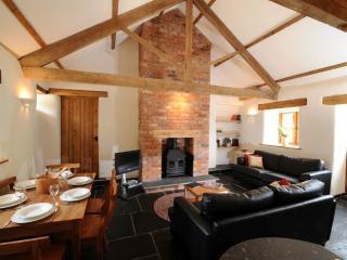 Riverside Cottage, Park Mill Farm located in Chulmleigh, Devon