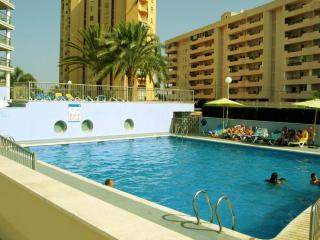 Apartment in Calpe on the first line 315m