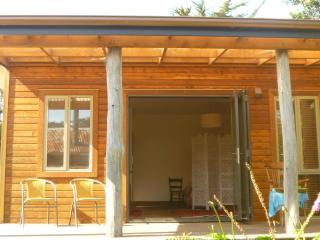 Sun drenched veranda