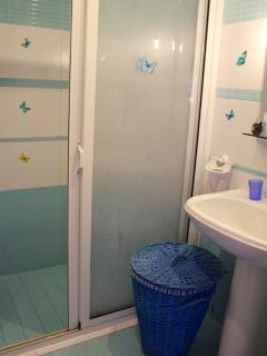 Second shower bathroom