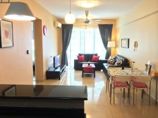 Cosy, Clean and Modern Service Apartment, Kuala Lumpur