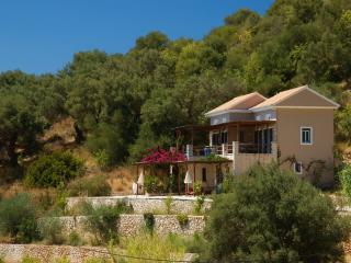 Apartments in villa with seaview, Lefkada Greece