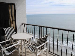 Oceanfront, Spacious, Brigadune #16E Shore Drive Myrtle Beach SC