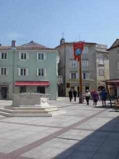 The main square 'Vela placa'