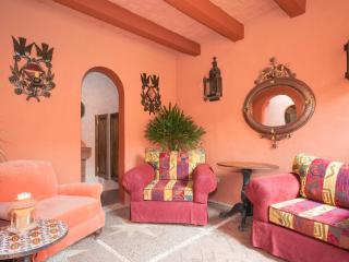 The Blue Suite in Casa de los Suenos, San Miguel de Allende