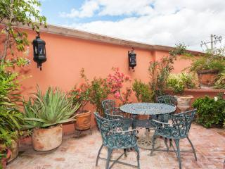 The Blue Suite in Casa de los Suenos