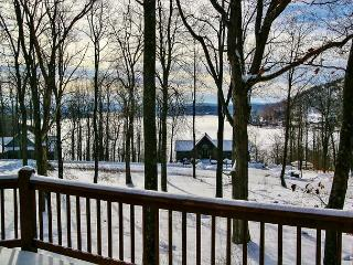Extraordinary lake chalet with breathtaking lake views!, McHenry