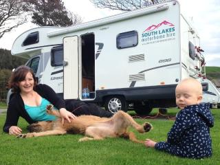Motorhome Hire, Barrow-in-Furness