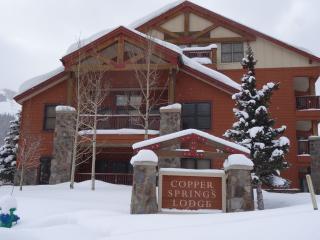 Copper Mountain Ski Condo