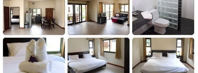 Spacious interior, comfortable rooms