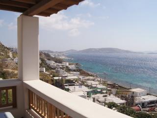 Apartment mit 2 Schlafzimmern in der Nähe von Mykonos-Stadt, Tourlos