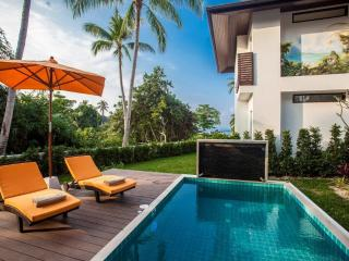 PRIVATE POOL VILLA WITH SEAVIEW Khwan Beach Resort