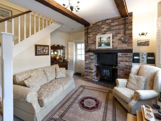 Cosy living room on ground floor