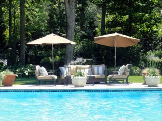 Elegant Designer Hamptons Retreat in Sag Harbor