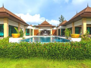 Ataman Luxury Villa (A1) Beach front 3 Bedroom, Ko Kho Khao