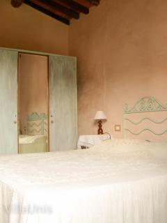 L'Olivo - Villa Unis - Spacious double bedroom