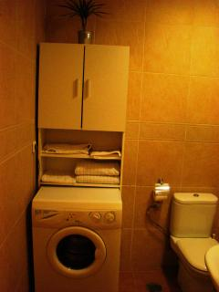 Bathroom (washing machine)