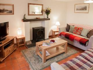 Relax on comfy sofas after walking the coastal path
