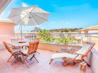 Magic Montgo 200 meters beach,  pool, garden