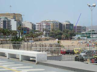 Apartment with fantastic sea views, Las Palmas